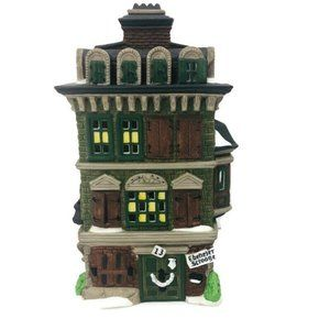 Dept 56 The Flat Of Ebenezer Scrooge